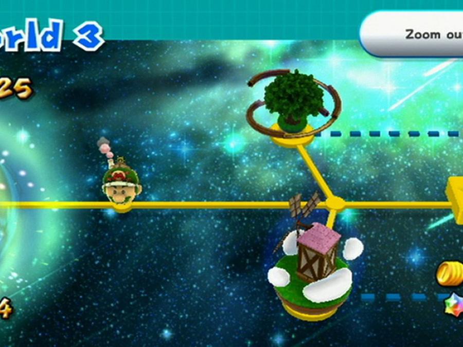 Super Mario Galaxy 2 Review - Screenshot 4 of 5