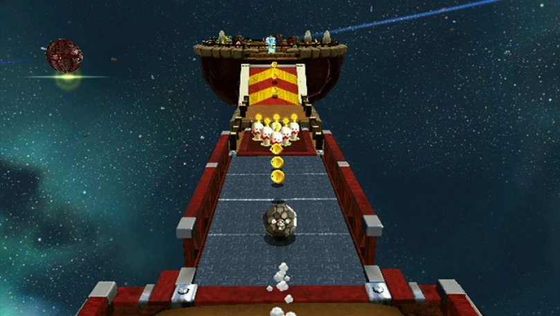 Super Mario Galaxy 2 Screenshot
