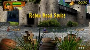Robin Hood: The Return of Richard Review - Screenshot 1 of 4