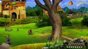 Robin Hood: The Return of Richard Review - Screenshot 2 of 4