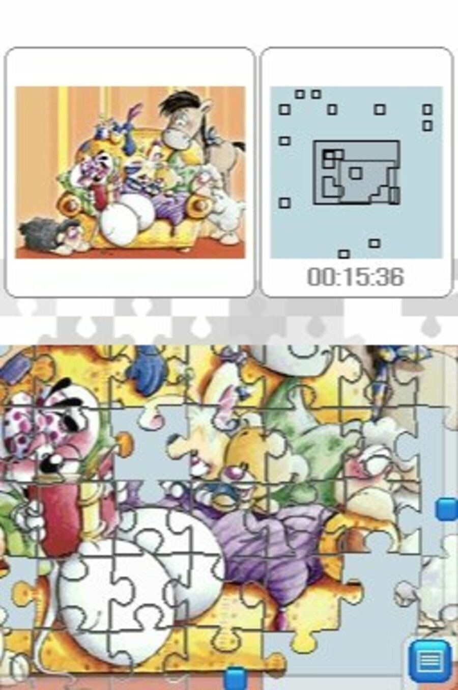 Puzzle to Go Diddl Screenshot