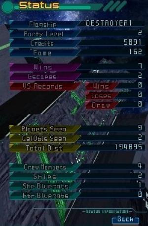Infinite Space Review - Screenshot 1 of 3