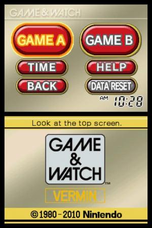 Game & Watch Vermin Review - Screenshot 1 of 2