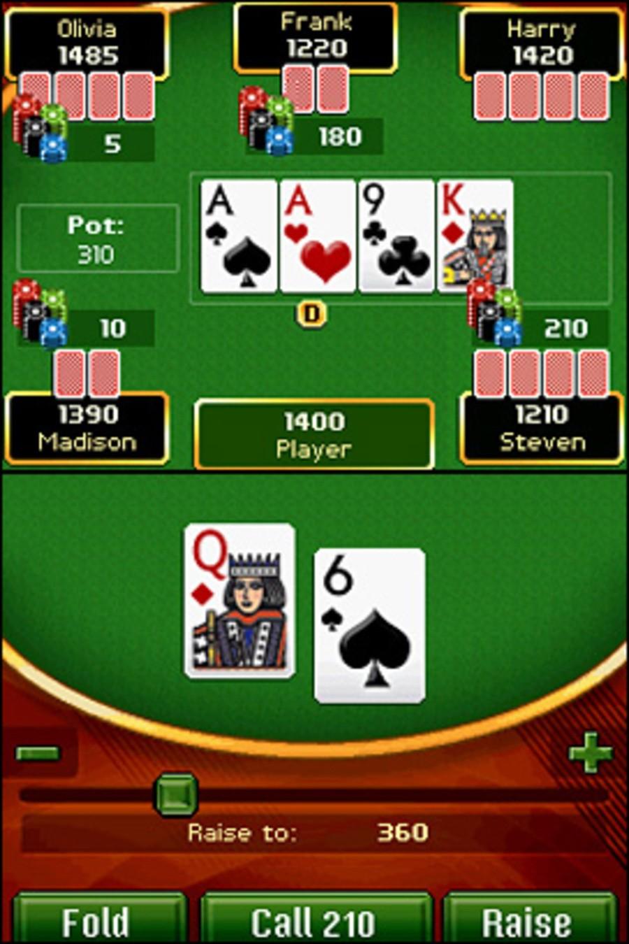 7 Card Games Screenshot