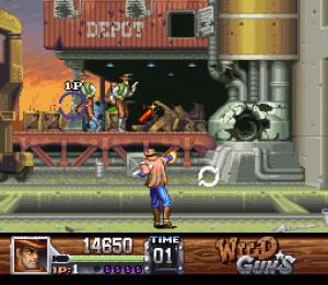 Wild Guns Review - Screenshot 4 of 4