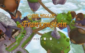 The Will of Dr. Frankenstein Screenshot