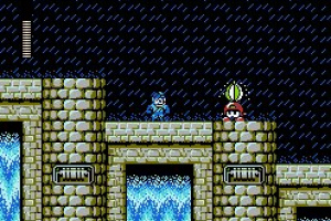 Mega Man 4 Screenshot