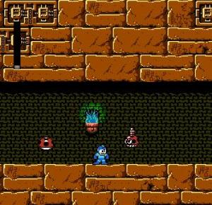 Mega Man 4 Review - Screenshot 1 of 3