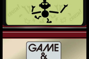 Game & Watch Ball Screenshot