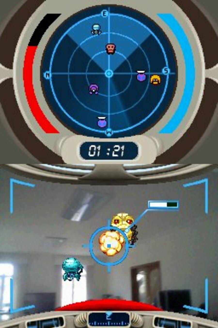 System Flaw Recruit Screenshot