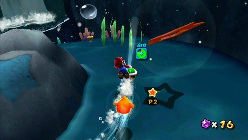 super mario galaxy 2 wii game profile  news reviews