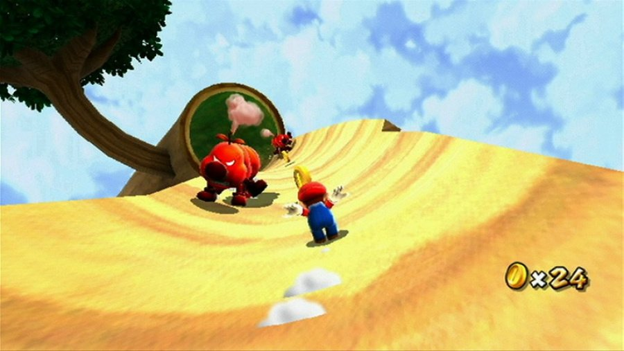 Super Mario Galaxy 2 Review - Screenshot 2 of 5