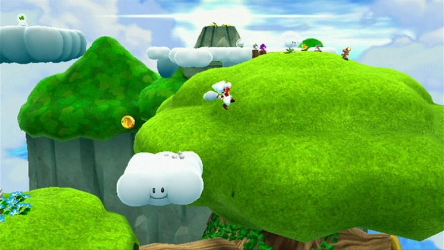 Super Mario Galaxy 2 Review - Screenshot 1 of 5