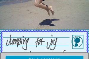 myPostcards Screenshot