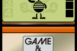 Game & Watch Flagman Screenshot