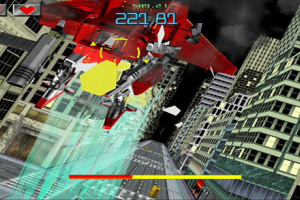 Gunblade NY and LA Machineguns Arcade Hits Pack Screenshot