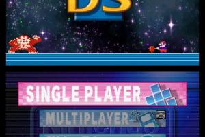 Tetris DS Screenshot