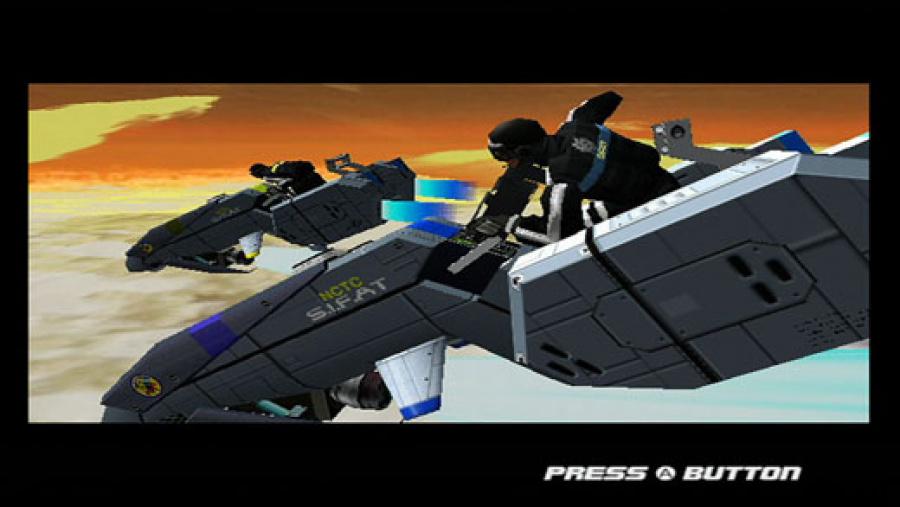 Gunblade NY and LA Machineguns Arcade Hits Pack Review - Screenshot 1 of 4
