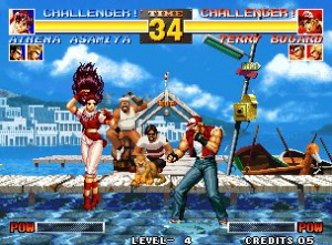 The King of Fighters '95 Review - Screenshot 3 of 3