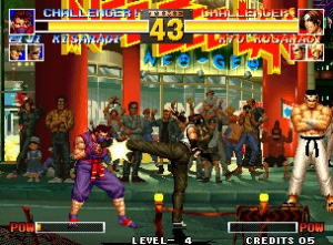 The King of Fighters '95 Review - Screenshot 2 of 3