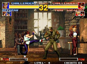 The King of Fighters '95 Review - Screenshot 4 of 4