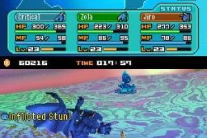 Blue Dragon: Awakened Shadow Screenshot