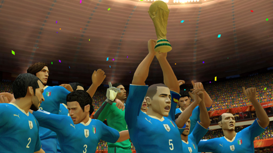 2010 FIFA World Cup South Africa Review - Screenshot 1 of 3
