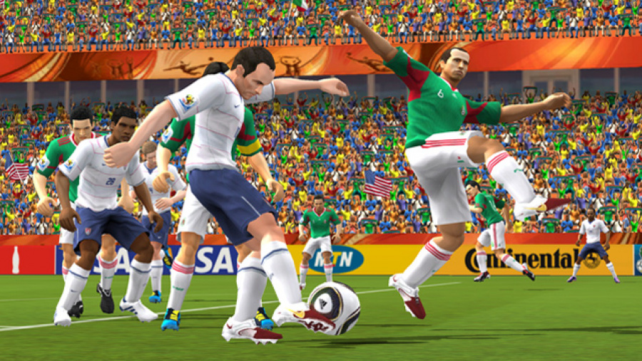 2010 FIFA World Cup South Africa Review - Screenshot 3 of 3