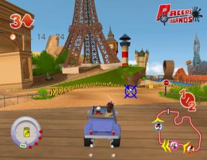 Racers' Islands: Crazy Racers Review - Screenshot 1 of 5