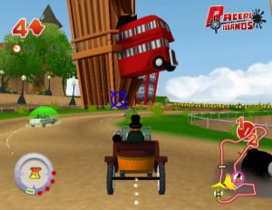 Racers' Islands: Crazy Racers Review - Screenshot 3 of 5