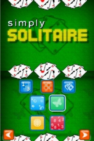 Simply Solitaire Review - Screenshot 1 of 1