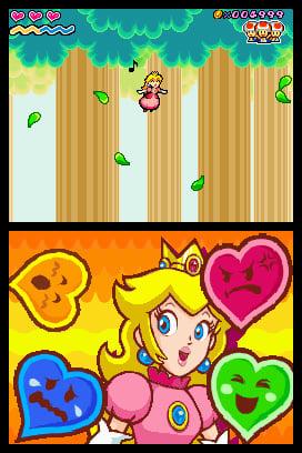 Super Princess Peach Ds News Reviews Trailer Amp Screenshots