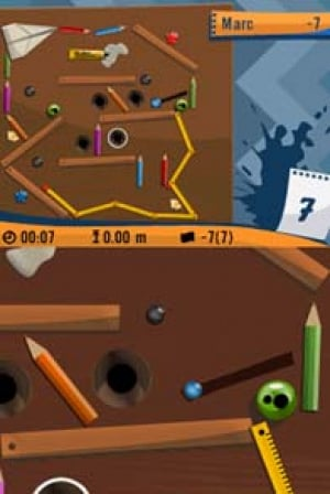 Crazy Golf Review - Screenshot 1 of 2