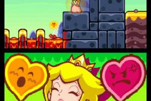 Super Princess Peach Screenshot