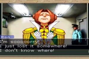 Phoenix Wright: Ace Attorney - Trials & Tribulations Screenshot