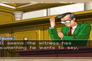 Phoenix Wright: Ace Attorney - Trials & Tribulations Screenshot