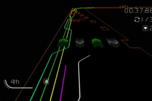 Art Style: light trax Screenshot