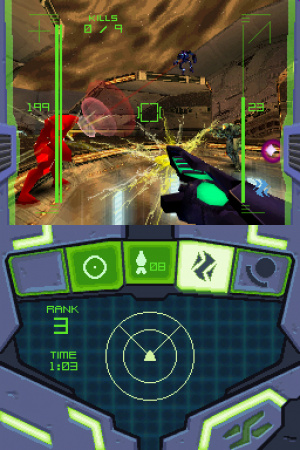 Metroid Prime: Hunters Review - Screenshot 3 of 3