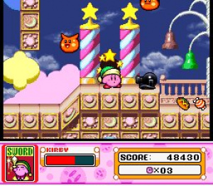 Kirby Super Star Review - Screenshot 1 of 4