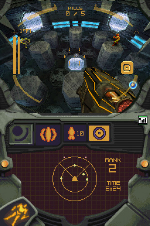 metroid prime hunters ds review