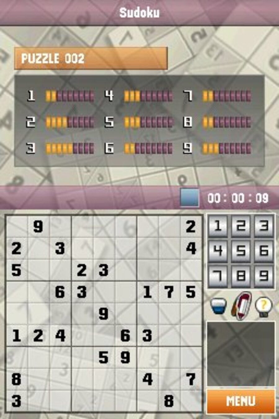 Telegraph Sudoku & Kakuro Screenshot