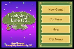Looksley's Line Up Screenshot