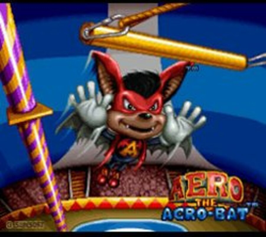 Aero the Acrobat Screenshot