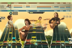 The Beatles: Rock Band Screenshot