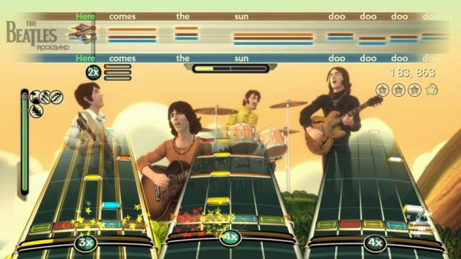 The Beatles: Rock Band Review - Screenshot 1 of 6