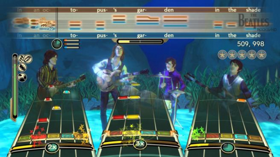 The Beatles: Rock Band Review - Screenshot 5 of 6