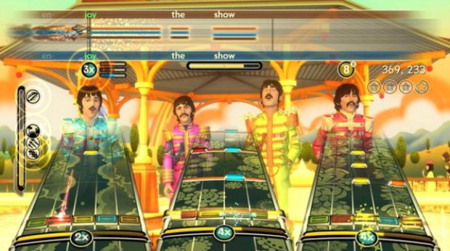The Beatles: Rock Band Review - Screenshot 3 of 6