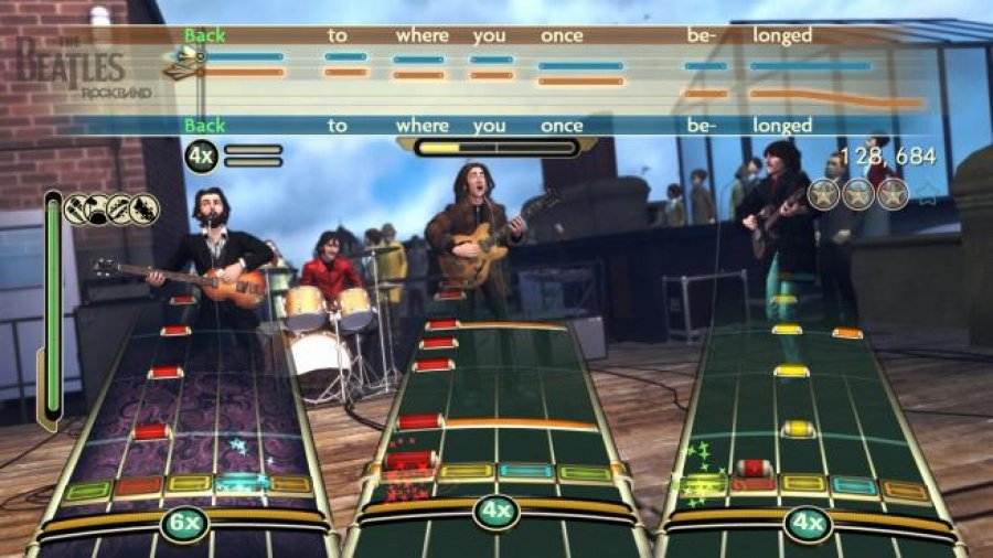 The Beatles: Rock Band Review - Screenshot 2 of 6