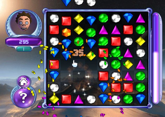 Bejeweled 2 Screenshot