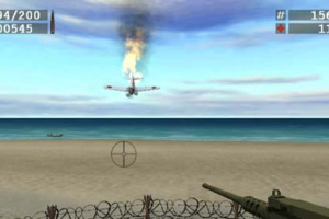 Blood Beach Screenshot